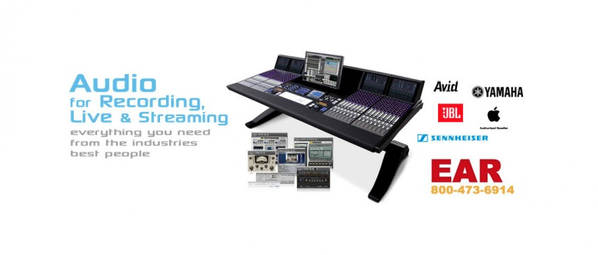 Professional Audio Console Sale
