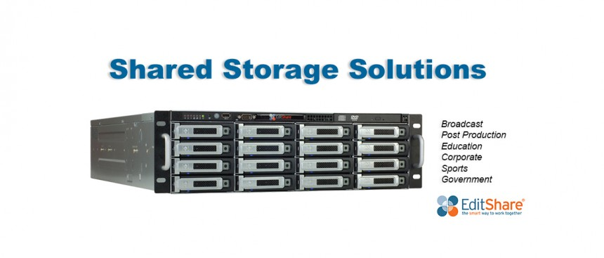 Shared Storage Specials from the Industries Best!