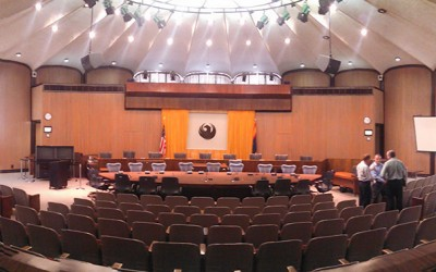 Government Council Chambers