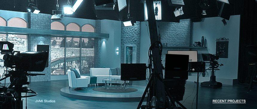 Broadcast, Post Production & Media Distribution