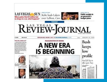 Las Vegas Review Journal streaming and social media upgrade