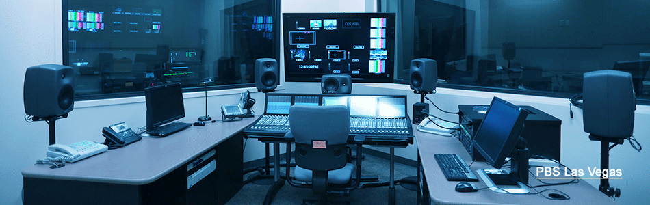 PBS Las Vegas - Master Control Playout Server and Scheduling