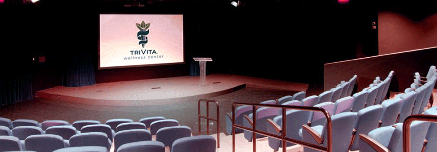 Trivita Event Center & International Streaming Broadcast Facility
