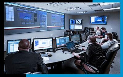 Command and control for Depcom