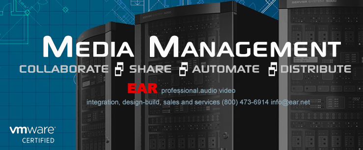 video, media management, cloud, hybrid-cloud, on-premise, services, shared storage, vmware certified