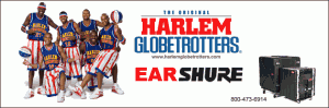 Globe Trottering With Shure And EAR