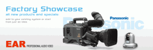 Panasonic Video Specials