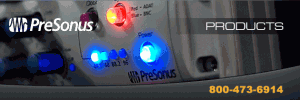 Presonus Specials/Digital Mixer