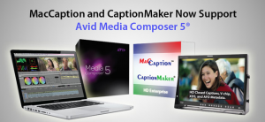 Dec 8, Avid HD Closed Captioning Webinar