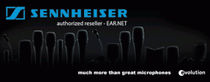 Sennheiser Audio Mini Boot Camp